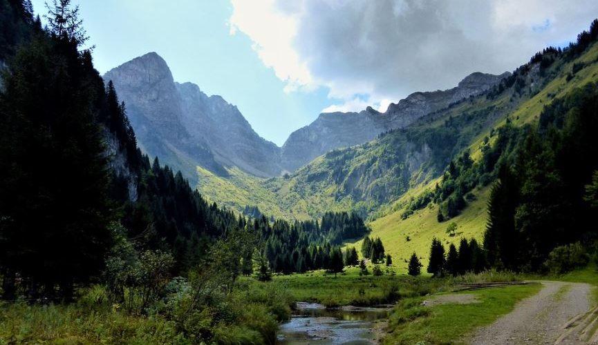 Montagnes Rhône-Alpes