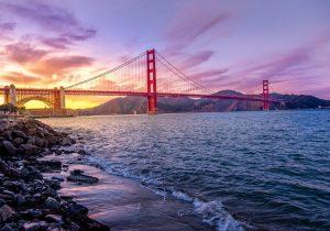 golden gate californie